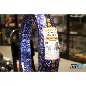 MAXXIS Ban Diamond MA-3DN 80/90 14 40p - MAXXIS Ban Diamond MA-3DN 80/90 14 40p - MAXXIS Ban Diamond MA-3DN 80/90 14 40p - MAXXIS Ban Diamond MA-3DN 80/90 14 40p