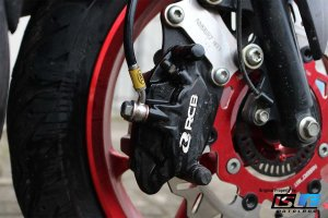 HEL PERFORMANCE Slang Rem ABS Yamaha Aerox