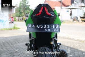 PROJECT ONE Stoplamp 3 in 1 Kawasaki ZX-25R
