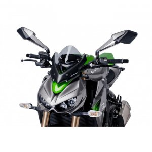 PUIG Windshield New Generation Touring Sport Kawasaki Z1000 - PUIG Windshield New Generation Touring Sport Kawasaki Z1000 - PUIG Windshield New Generation Touring Sport Kawasaki Z1000 - PUIG Windshield New Generation Touring Sport Kawasaki Z1000