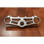 PROJECT ONE Triple Clamp Segitiga Atas Kawasaki ZX25R - PROJECT ONE Triple Clamp Segitiga Atas Kawasaki ZX25R - PROJECT ONE Triple Clamp Segitiga Atas Kawasaki ZX25R - PROJECT ONE Triple Clamp Segitiga Atas Kawasaki ZX25R