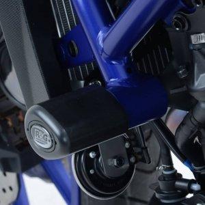 R&G Aero Crash Protectors / Frame Slider Yamaha MT07 - R&G Aero Crash Protectors / Frame Slider Yamaha MT07 - R&G Aero Crash Protectors / Frame Slider Yamaha MT07 - R&G Aero Crash Protectors / Frame Slider Yamaha MT07