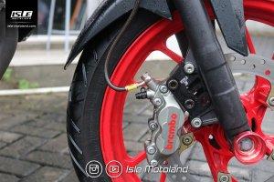 HEL PERFORMANCE Slang Rem Honda CB150 Streetfighter